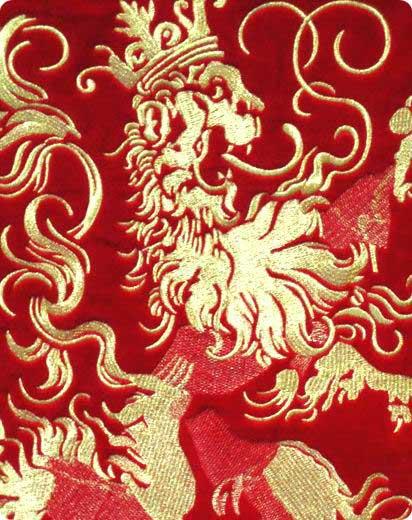 флаги вышивка